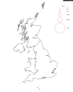 United Kingdom Surname Map